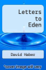cover of Letters to Eden