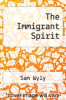 cover of The Immigrant Spirit