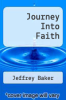 cover of Journey Into Faith