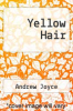 cover of Yellow Hair
