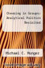 cover of Choosing in Groups: Analytical Politics Revisited