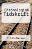 cover of Entomologisk Tidskrift