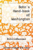 cover of Bohn`s Hand-book of Washington