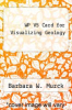 cover of WP V5 Card for Visualizing Geology (3rd edition)
