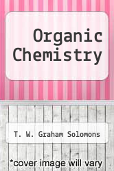 Cover of Organic Chemistry 10 (ISBN 978-1118360477)