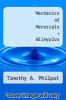 cover of Mechanics of Materials + Wileyplus