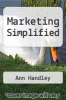 cover of Marketing Simplified (1st edition)
