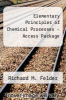 cover of Elementary Principles of Chemical Processes - Access Package (4th edition)