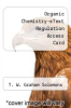 cover of Organic Chemistry-eText Regulation Access Card (12th edition)