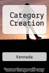 Category Creation A digital copy of  Category Creation  by Kennada. Download is immediately available upon purchase!