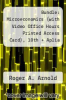 cover of Bundle: Microeconomics (with Video Office Hours Printed Access Card), 10th + Aplia Printed Access Card (1st edition)