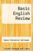 cover of Basic English Review