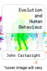 cover of Evolution and Human Behaviour (3rd edition)