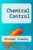 cover of Chemical Control
