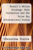 cover of Brazil`s Africa Strategy: Role Conception and the Drive for International Status