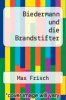 cover of Biedermann und die Brandstifter (2nd edition)