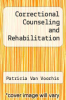 cover of Correctional Counseling and Rehabilitation (8th edition)