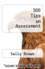 cover of 500 Tips on Assessment (2nd edition)