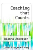 cover of Coaching that Counts