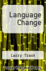 cover of Language Change