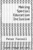 cover of Making Special Education Inclusive
