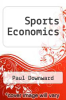 cover of Sports Economics