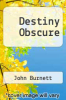 cover of Destiny Obscure (2nd edition)