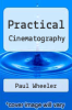 cover of Practical Cinematography (2nd edition)