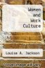 cover of Women and Work Culture (1st edition)