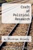 cover of Craft of Political Research (10th edition)