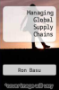 cover of Managing Global Supply Chains (2nd edition)