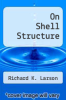 cover of On Shell Structure