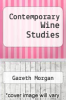 cover of Contemporary Wine Studies