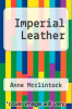 cover of Imperial Leather