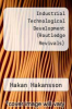 cover of Industrial Technological Development (Routledge Revivals)