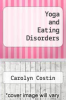 cover of Yoga and Eating Disorders