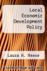 cover of Local Economic Development Policy