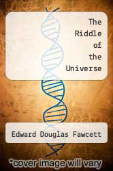Cover of The Riddle of the Universe  (ISBN 978-1150409127)