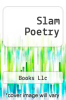 cover of Slam Poetry