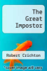 cover of The Great Impostor