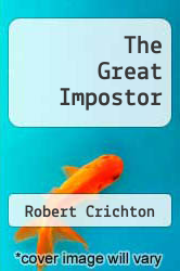 Cover of The Great Impostor  (ISBN 978-1178828207)