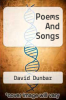 cover of Poems And Songs