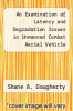 cover of An Examination of Latency and Degradation Issues in Unmanned Combat Aerial Vehicle Environments