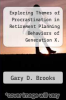 cover of Exploring Themes of Procrastination in Retirement Planning Behaviors of Generation X.