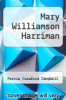 cover of Mary Williamson Harriman