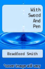 cover of With Sword And Pen
