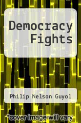 Cover of Democracy Fights  (ISBN 978-1258501426)