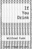 cover of If You Drink