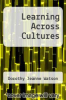 cover of Learning Across Cultures
