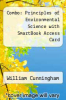 cover of Combo: Principles of Environmental Science with SmartBook Access Card (7th edition)